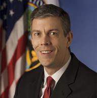 U.S. Education Secretary Arne Duncan