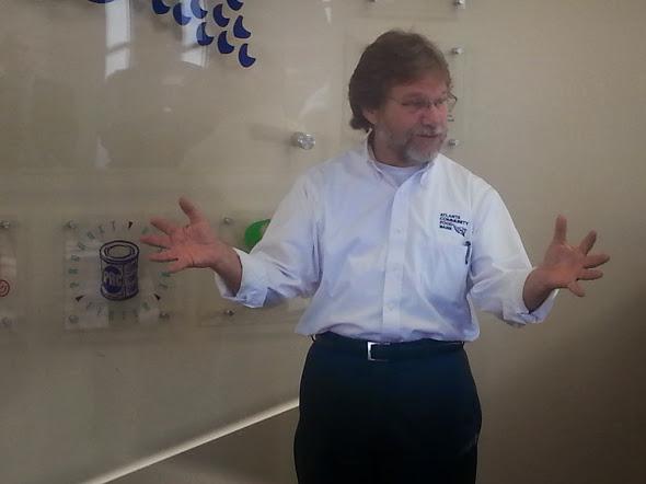 Atlanta Community Food Bank Founder and Executive Director Bill Bolling